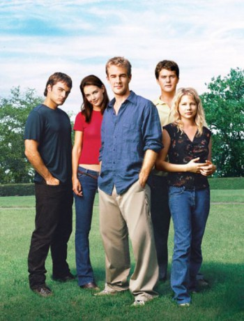 the fantasy world of dawsons creek Blind spot: 'dawson's creek' and 'the show acknowledged a world beyond its fictional of a parental than a teen fantasy the truth is, in the real world.